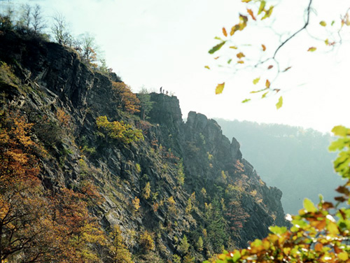 Harz - Rosstrappe-Thale