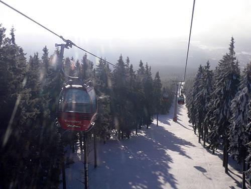 Winter - Wurmbergseilbahn