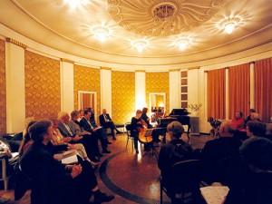 Krankenhaus Psychosomatik Sanatorium Dr. Barner - Konzert im Musiksaal