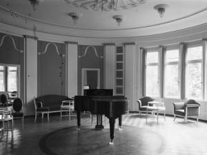 Krankenhaus Psychosomatik Sanatorium Dr. Barner - Musiksaal historisch