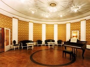 Krankenhaus Psychosomatik Sanatorium Dr. Barner - Musiksaal
