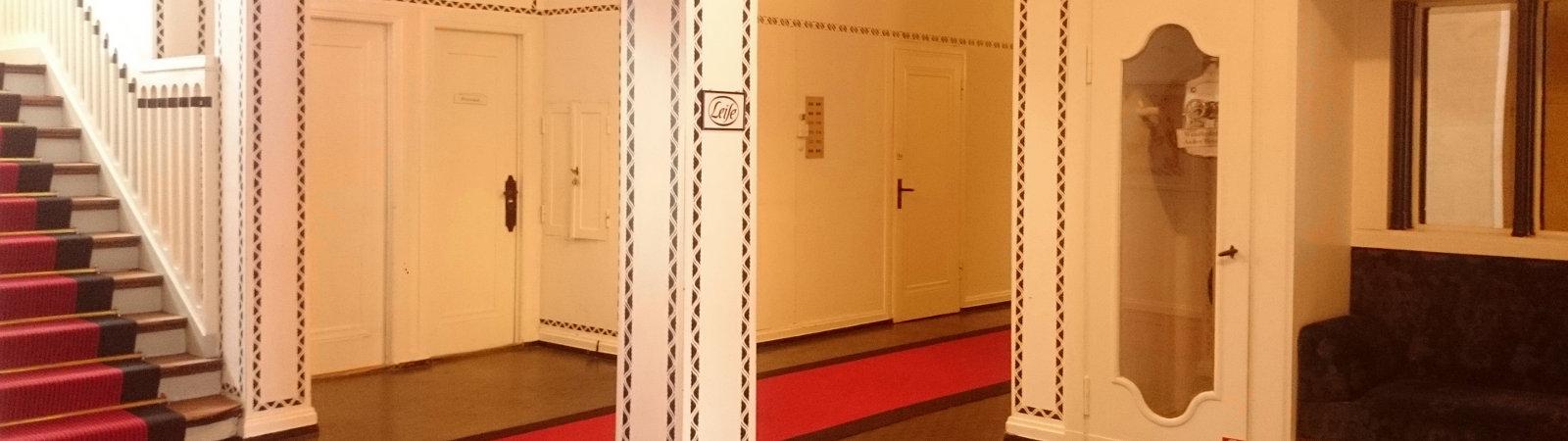 Flure - Klinik Psychosomatik & Sanatorium Dr. Barner