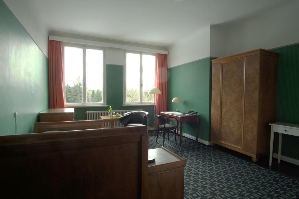 Klinik Dr. Barner - Patientenzimmer im Mittelhaus, jedes Zimmer ist individuell eingerichtet und gestaltet