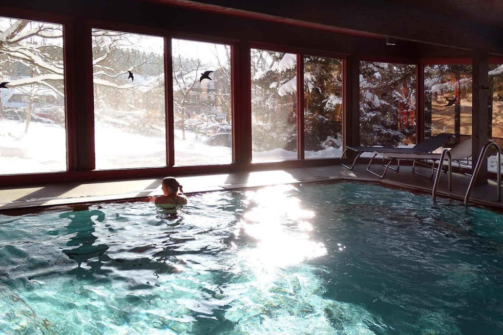 Klinik Dr. Barner - Schwimmbad