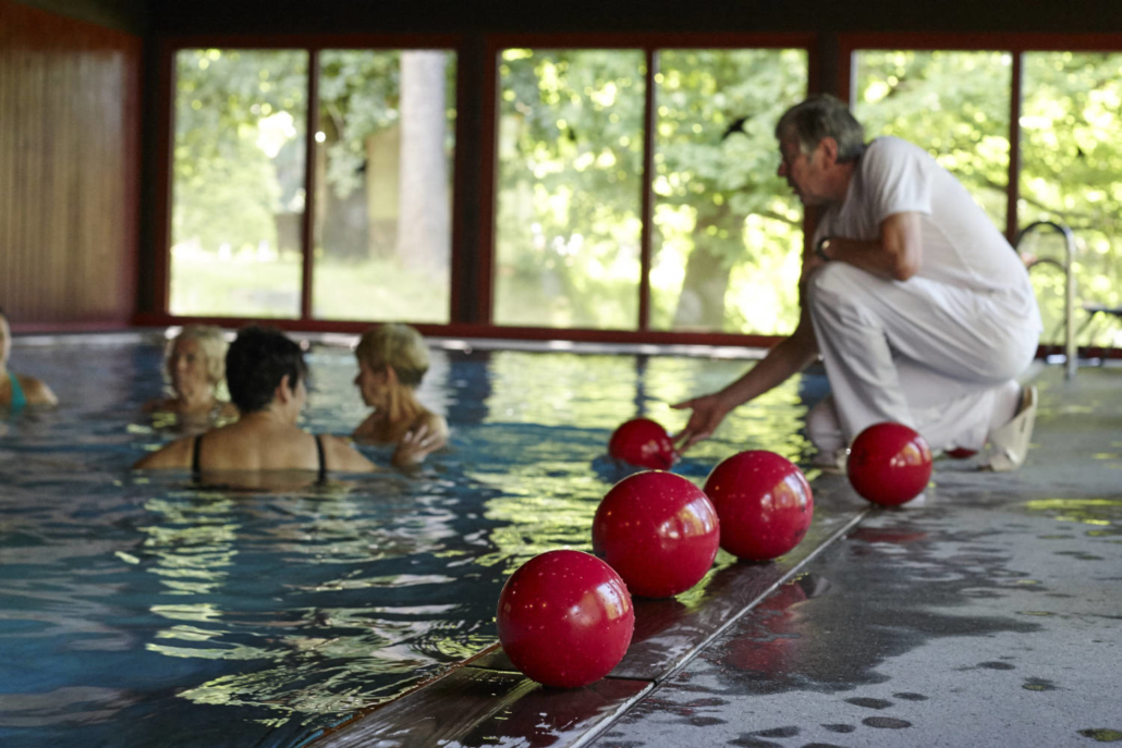 Klinik Dr. Barner - Wassergymnastik