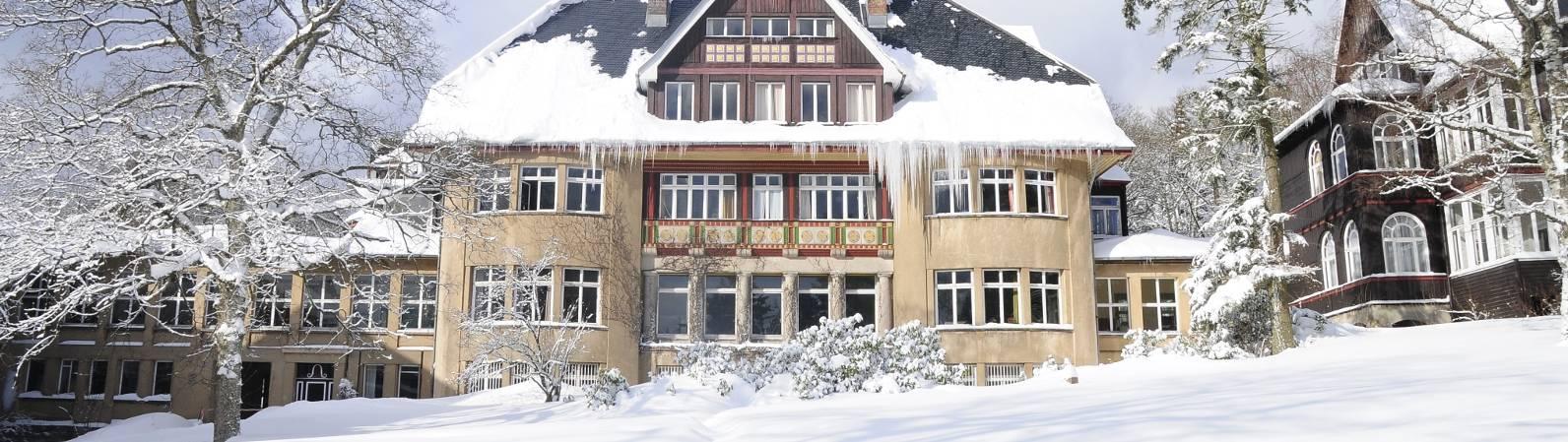 Psychosomatisches Krankenhaus Sanatorium Dr. Barner