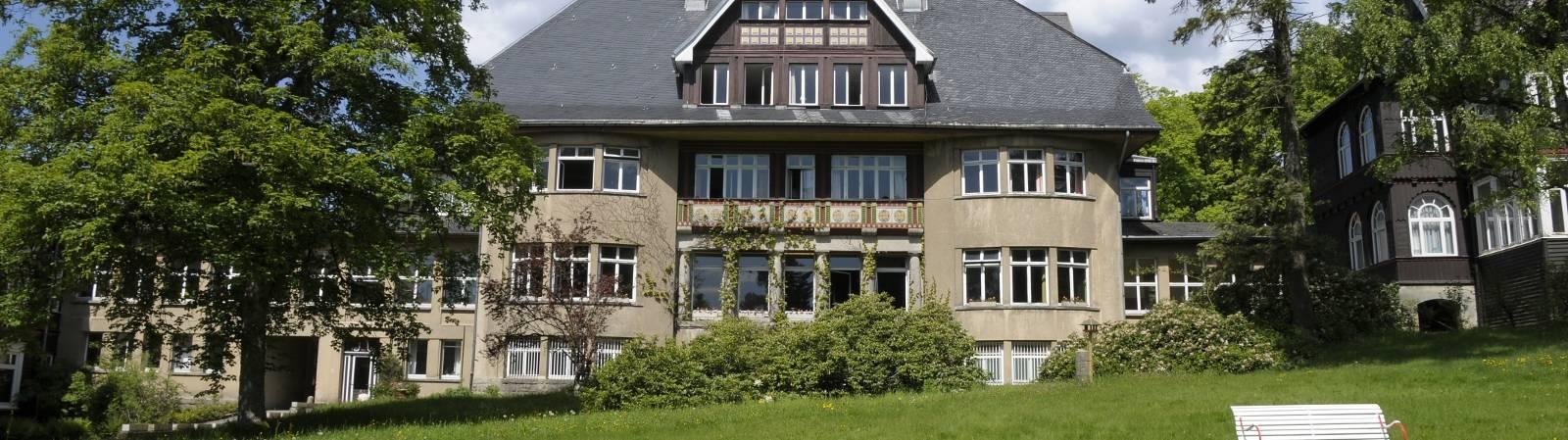Krankenhaus & Sanatorium Dr. Barner - Jugendstil